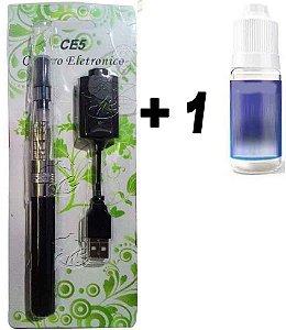 Narguilé caneta ce5 + 1 líquido