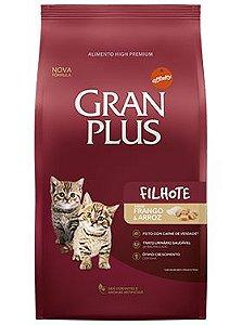 Granplus Gatos Filhotes Frango & Arroz