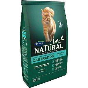 Natural Gatos Castrados
