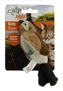 Pássaro com Catnip
