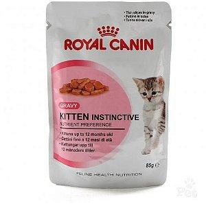 Sache Royal Canin Feline Kitten Instinctive