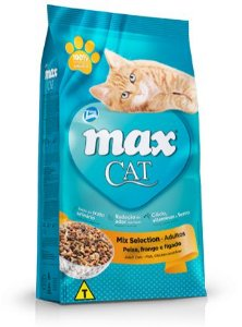 Cat's Of Necropolis Max Cat Selection 1 kg