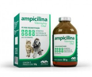 Ampicilina Veterinaria Oral