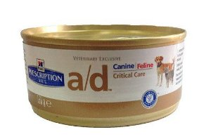 Ração Hills Canine Prescription Diet A/D Lata - 156gr