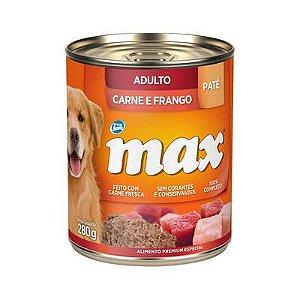 Pate Total Max Adulto Carne e Frango