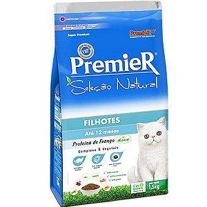 Premier Seleção Natural Gatos Filhotes 1,5 kg