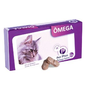 Pet Phos Ômega Gatos