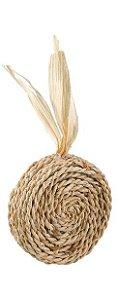 Brinquedo fibra natural
