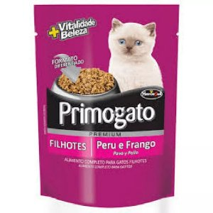 Sache Primogato Frango & Peru Filhotes