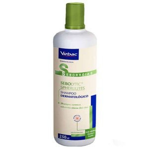 Shampoo Sebolitic Spherulites para Seborréia 250ml