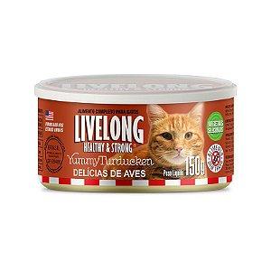 Patê Livelong - Delicias de Aves - 150gr