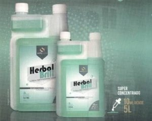 Desinfetante concentrado Herbal Brill