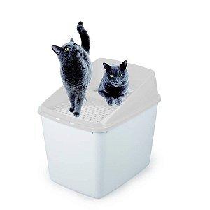 Banheiro para gatos No Mess Litter Box