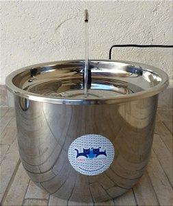 Fonte em inox 4 litros
