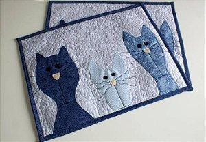 Tapete Tri Cat