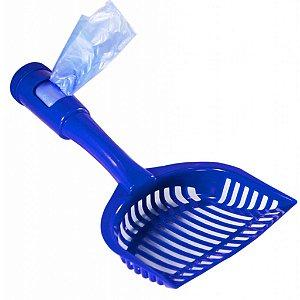 Pá higiênica com porta saco