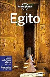 Guia Lonely Planet - Egito - Em português
