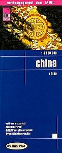Mapa rodoviário da China