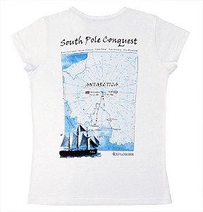 Camiseta 4Explorers - Feminina