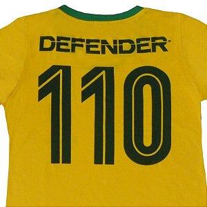 Camiseta Defender 110 - Feminina