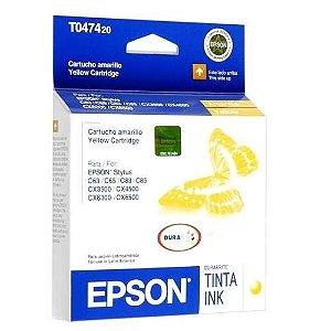Cartucho Epson T047420 Amarelo