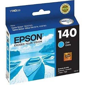 Cartucho de Tinta Epson 140 Ciano T140220 Original