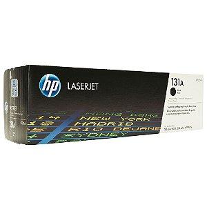Cartucho de Toner LaserJet Preto HP 131A original (CF210A)