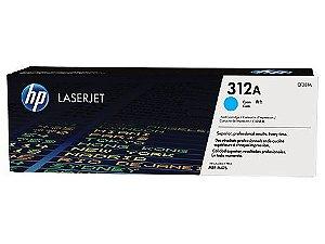 Toner HP LaserJet Original 312A Ciano (CF381A)