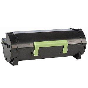 Cartucho de Toner Lexmark 604X - 60F4X00 - Preto - Mecsupri