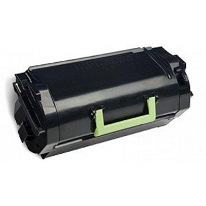 Cartucho de Toner Mecsupri Compatível com Lexmark 52BH / 52DBH00 Preto 524H / 52D4H00