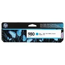 Cartucho de Tinta HP 980 Ciano D8j07a