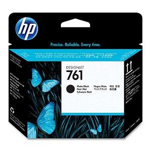 Cabeça de Impressão HP 761 Preto Fosco - CH648A