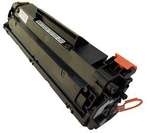 Cartucho de Toner HP CE278A - Preto - Mecsupri