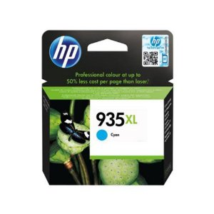 Cartucho HP 935XL ciano C2P24AL (9,5ml) Original