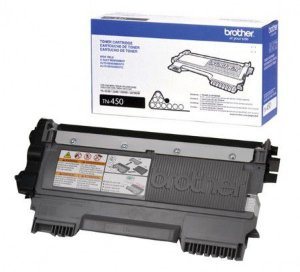 Cartucho toner p/Brother preto 2600 pag. TN450 Brother CX 1 UN