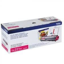 Cartucho de Toner Brother TN221M Magenta Original