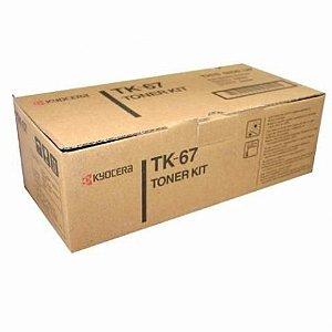 Toner Kyocera TK67 Black 3820/3830 Original