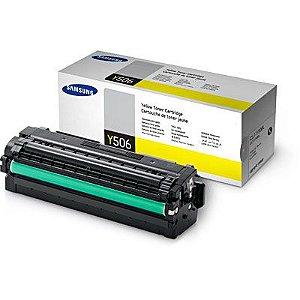 Cartucho toner p/Samsung amarelo CLT-Y506L Samsung CX 1 UN