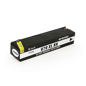 Cartucho de Tinta HP 970XL - CN621AM - Preto - Mecsupri