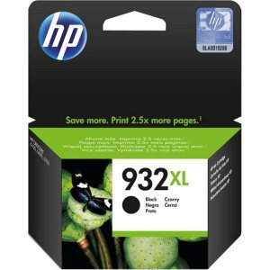 Cartucho HP 932XL preto CN053AL HP CX 1 UN