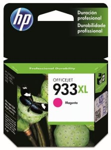 Cartucho HP 933XL Magenta CN055AL Original