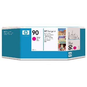 Cartucho Hp 90 C5062a Magenta | 4000ps | 4500ps | 225ml Original