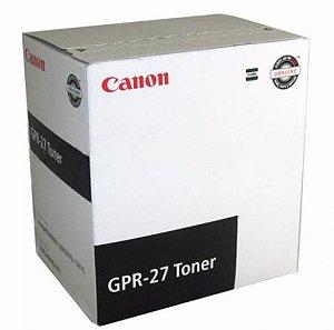 Toner Canon GPR27 Preto 9645a008aa Original