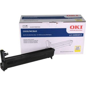 Cilindro Imagem OKI C830/MC860 Amarelo - 20K - 44064013