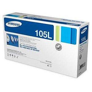 Toner Samsung preto MLT-D105L original CX 1 UN