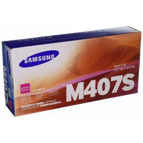 Cartucho toner p/Samsung amarelo CLT-M407S Samsung CX 1 UN