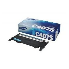 Cartucho de Toner Samsung ciano CLT-C407S Original