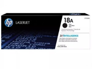 Toner HP CF218A Preto Laserjet