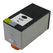 Compativel: Cartucho de Tinta HP 920XL - CD975AL - PRETO - Mecsupri