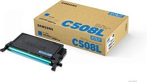 Toner Samsung CLT C508L Cyan Original